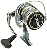 Shimano Ultegra 2500 FB, Carrete de Pesca con Freno Delantero, ULT2500FB