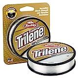 Berkley Trilene - Sedal de fluorocarbono para Pesca, Color Transparente, Talla...