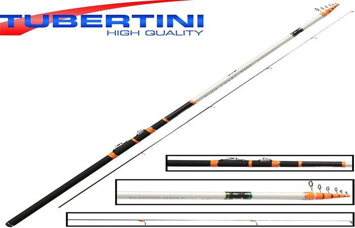 caña surfcasting Tubertini Trout Finder 3000