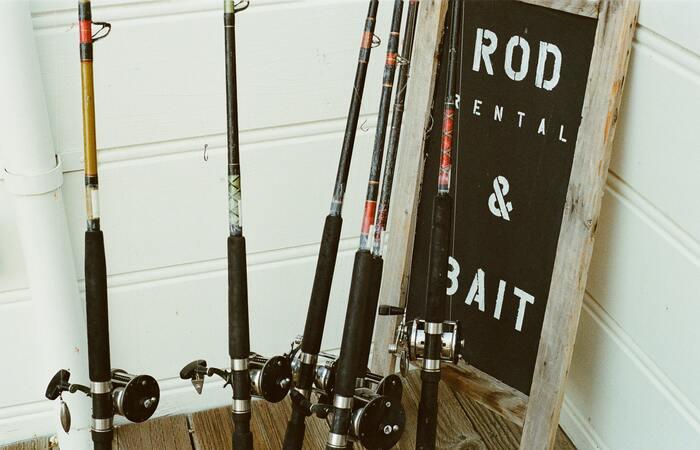 Comprar caña de pesca