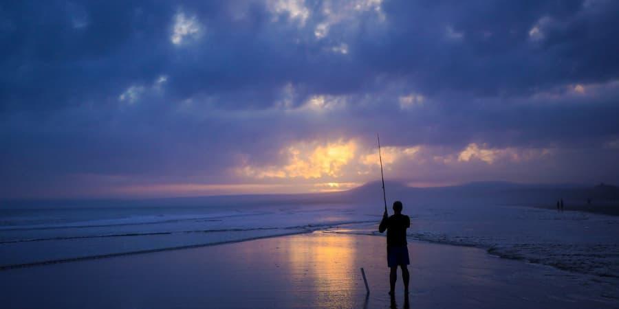 Pesca de surfcasting