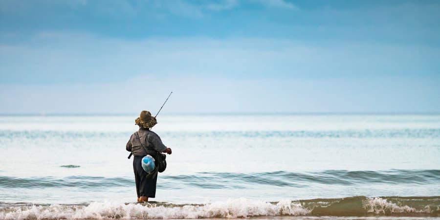 Los mejores trucas par ala pesca de surfcasting