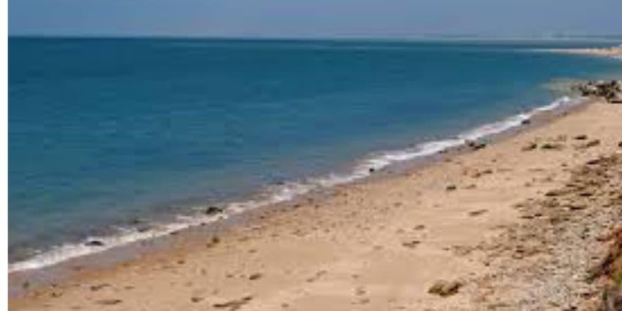 pescar en la playa de montijo chipiona cadiz